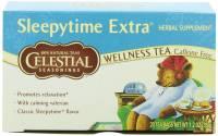 Gluten Free - Tea & Grain Coffee - Celestial Seasonings - Celestial Seasonings Sleepytime Extra Herbal Tea - 20 Bags
