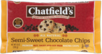 Grocery - Cookies & Sweets - Chatfield's - Chatfield's Semi-Sweet Chocolate Chips 10 oz (12 Pack)