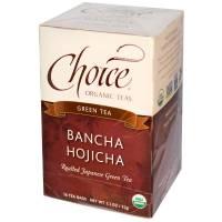 Choice Organic Teas Bancha Hojicha (16 bags)
