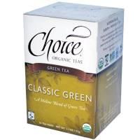 Choice Organic Teas Classic Green (16 bags)
