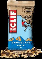 Clif Bar - Chocolate Chip 2.4 oz (12 Pack)