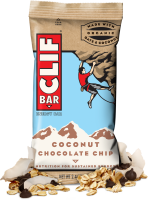 Clif Bar - Coconut Chocolate Chip 2.4 oz (12 Pack)