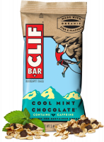 Grocery - Nutrition Bars - Clif Bar - Clif Bar - Cool Mint Chocolate 2.4 oz (12 Pack)