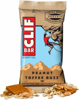 Grocery - Nutrition Bars - Clif Bar - Clif Bar - Peanut Toffee Buzz 2.4 oz (12 Pack)