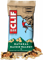Grocery - Nutrition Bars - Clif Bar - Clif Bar 2.4 oz - Oatmeal Raisin Walnut (12 Pack)