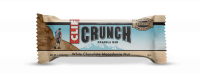 Clif Bar Crunch Granola Bar White Chocolate Macadamia Nut 1.5 oz (12 Pack)