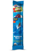 Grocery - Cookies & Sweets - Clif Bar - Clif Bar Kid Z Fruit + Veggie Blueberry Blast 0.7 oz (6 Pack)