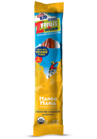 Grocery - Cookies & Sweets - Clif Bar - Clif Bar Kid Z Fruit + Veggie Mango Mania 0.7 oz (6 Pack)