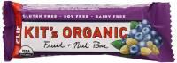 Clif Bar Kit's Organics Fruit and Nut Bar 1.76 oz - Berry Almond (12 ct)