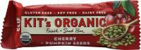 Grocery - Nutrition Bars - Clif Bar Kit's Organics - Clif Bar Kit's Organics Fruit and Nut Bar 1.76 oz - Cherry Pumpkin Seed (12 ct)