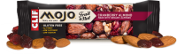Clif Bar Mojo Trail Mix Bars Cranberry Almond 1.41 oz (12 Pack)