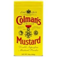 Colman Dry Mustard 2 oz