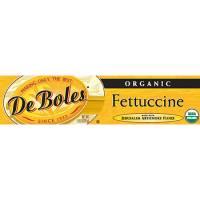 Grocery - Noodles & Pastas - DeBoles - DeBoles Fettucine Jerusalem Artichoke Fettucine 8 oz (12 Pack)