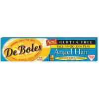 Grocery - Noodles & Pastas - DeBoles - DeBoles Gluten Free Rice Angel Hair Plus Golden Flax 8 oz (12 Pack)