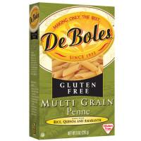 Gluten Free - Grains - DeBoles - DeBoles Multigrain Penne 8 oz (12 Pack)