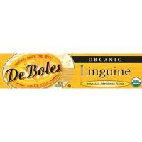 Grocery - Noodles & Pastas - DeBoles - DeBoles Organic Artichoke Linguine 8 oz (12 Pack)