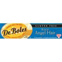 Grocery - Noodles & Pastas - DeBoles - DeBoles Rice Angel Hair Pasta 8 oz (12 Pack)