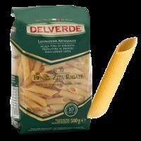 Grocery - Noodles & Pastas - Delverde - Delverde Penne Rigate Pasta 1lb (12 Pack)