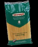 Grocery - Noodles & Pastas - Delverde - Delverde Spaghetti Pasta 1lb (12 Pack)