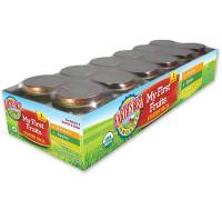 Grocery - Baby Foods - Earth's Best  - Earth's Best Baby Foods 1st Food Starter Pack 2.5 oz - Fruit (12 Pack)