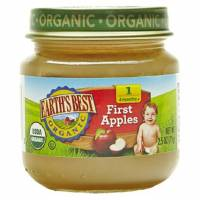 Grocery - Baby Foods - Earth's Best  - Earth's Best Baby Foods Organic First Apples 2.5 oz (12 Pack)