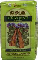 Eco Teas - Eco Teas Organic Yerba Mate Loose Tea - 1lb.