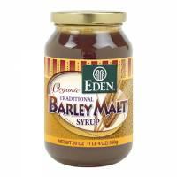 Specialty Sections - Macrobiotic - Eden Foods - Eden Foods Barley Malt Syrup oz (6 Pack)