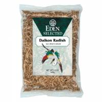 Grocery - Sauerkraut & Pickles - Eden Foods - Eden Foods Daikon Radish 3.5 oz - Shredded and Dried (6 Pack)