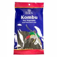 Grocery - Sea Vegetables - Eden Foods - Eden Foods Kombu 2.1 oz (6 Pack)