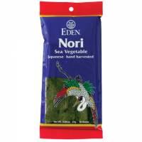 Grocery - Sea Vegetables - Eden Foods - Eden Foods Nori 10 sheets 0.88 oz (6 Pack)