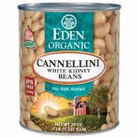 Grocery - Beans & Lentils - Eden Foods - Eden Foods Organic Cannellini 29 oz (6 Pack)