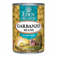 Specialty Sections - Macrobiotic - Eden Foods - Eden Foods Organic Garbanzo Beans 15 oz (6 Pack)