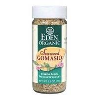 Eden Foods Organic Gomasio 3.5 oz (6 Pack)