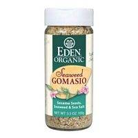 Grocery - Salt - Eden Foods - Eden Foods Organic Gomasio 3.5 oz (6 Pack)