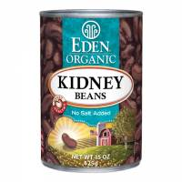Specialty Sections - Macrobiotic - Eden Foods - Eden Foods Organic Kidney Beans 15 oz (6 Pack)