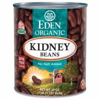 Specialty Sections - Macrobiotic - Eden Foods - Eden Foods Organic Kidney Beans 29 oz (6 Pack)