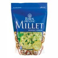 Eden Foods Organic Millet 16 oz (6 Pack)