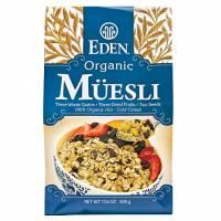 Eden Foods Organic Muesli 17.6 oz (6 Pack)