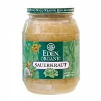 Grocery - Sauerkraut & Pickles - Eden Foods - Eden Foods Organic Sauerkraut 32 oz (6 Pack)