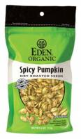 Grocery - Nuts & Seeds - Eden Foods - Eden Foods Organic Spicy Pumpkin Seeds 4 oz (6 Pack)