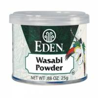 Grocery - Spices & Seasonings - Eden Foods - Eden Foods Wasabi Powder 0.88 oz (6 Pack)