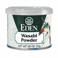Eden Foods Wasabi Powder 0.88 oz (6 Pack)