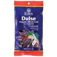 Grocery - Sea Vegetables - Eden Foods - Eden Foods Whole Leaf Dulse 1.4 oz (6 Pack)