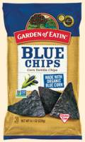 Grocery - Chips - Garden of Eatin' - Garden of Eatin' Blue Corn Tortilla Chips 8.1 oz (6 Pack)