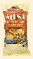 Grocery - Chips - Garden of Eatin' - Garden of Eatin' Mini Yellow Corn Tortilla Rounds 7.5 oz (6 Pack)