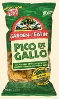 Grocery - Chips - Garden of Eatin' - Garden of Eatin' Pico de Gallo Tortilla Chips 8.1 oz (6 Pack)