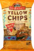 Grocery - Chips - Garden of Eatin' - Garden of Eatin' Yellow Corn Tortilla Chips - Party Size 16 oz (6 Pack)
