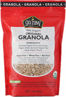 Gluten Free - Cereal & Granola - Go Raw - Go Raw Live Granola 16 oz (6 Pack)