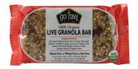 Grocery - Nutrition Bars - Go Raw - Go Raw Live Granola Bar 1.8 oz (10 Pack)