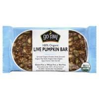 Grocery - Nutrition Bars - Go Raw - Go Raw Live Pumpkin Bar 1.8 oz (10 Pack)